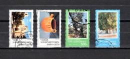 Chipre  ( Turquía )  1993  .-  Y&T Nº  324/325-326/327 - Chipre (Turquía)