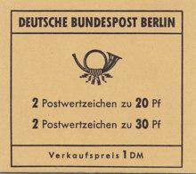 BERLIN Markenheftchen MH 7a, Postfrisch **, Brandenburger Tor 1970 - [5] Berlin