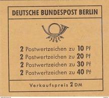 BERLIN MH 8 A, Postfrisch **, Unfallverhütung 1972 - [5] Berlin