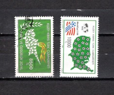 Chipre  ( Turquía )  1994  .-  Y&T Nº  346-350 - Chipre (Turquía)