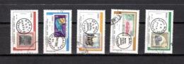 Chipre  ( Turquía )  1994  .-  Y&T Nº  351/355 - Chipre (Turquía)