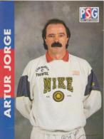 FOOTBALL CP ARTUR JORGE PARIS ST GERMAIN 1993/94 - Soccer