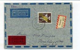A32415)DDR 614 Auf Brief Mit AK-Stempel - [6] Democratic Republic