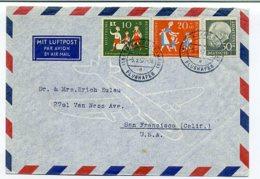 A32447)Bundesrepublik 250 - 251 Auf LUPO-Brief - [7] Federal Republic