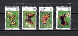 Chipre  ( Turquía )  1995  .-  Y&T Nº  369/372 - Chipre (Turquía)