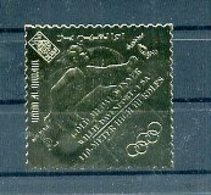 A33197)Olympia 68: Umm Al Qiwain A 295 A** - Estate 1968: Messico