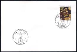 Vaticano (2019) Leonardo Da Vinci (500th Anniversary Of Death) - FDC - Altri