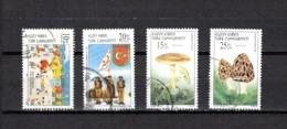 Chipre  ( Turquía )  1996-97  .-  Y&T Nº  404/405-408/409 - Chipre (Turquía)