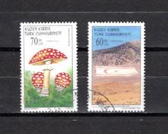 Chipre  ( Turquía )  1997  .-  Y&T Nº  411-414 - Chipre (Turquía)