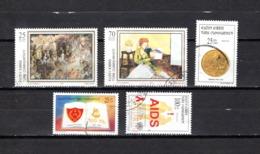 Chipre  ( Turquía )  1997  .-  Y&T Nº  412/413-423-427-429 - Chipre (Turquía)