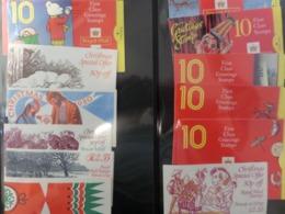 Grande-Bretagne 20 Carnets Neufs ** MNH 1978/1995. Noël, Voeux, Prestige. TB. A Saisir! - Booklets