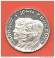 Kennedy John E Robert  Brothers Token - Stati Uniti