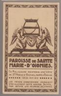 Cpa Oignies - Aiseau-Presles