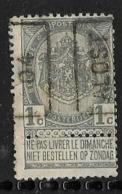 Aalst 1904  Nr. 559A Vouw - Precancels