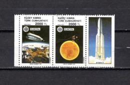 Chipre  ( Turquía )  1991  .-  Y&T Nº  9   Block - Chipre (Turquía)