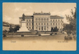 SZEGED KIRALYI ITELO TABLA - Ungheria