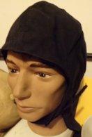 ARMEE AMERICAINE U.S : CASQUETTE DE L' U.S. NAVY AVEC NUQUIERE , TAILLE 7 Soit TAILLE 56 EN FRANCE ,BON ETAT VOIR PHOTO - Headpieces, Headdresses