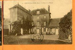 LAC057, Marcilly Sur Eure, Manoir Du Pressoir, Animée,  41, Circulée 1935 - Marcilly-sur-Eure