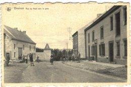 BIESMES  Rue Du Mont Vers La Gare. - Mettet