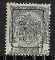 Arlon 1903  Nr. 482Azz - Precancels