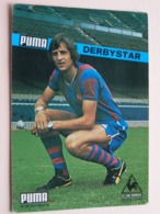 "JOHAN CRUYFF > SCHOENEN "" PUMA "" / Copyright : Cor Du Buy Sport Bv Baarn ( Zie / Voir Foto > Kreuk Achteraan ) ! - Soccer"