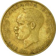 Monnaie, Tanzania, 20 Senti, 1973, TTB, Nickel-brass, KM:2 - Tanzania