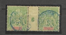Madagascar_  Millésimes  (1906) N° 43 Oblitéré - Oblitérés