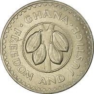 Monnaie, Ghana, 20 Pesewas, 1967, SUP, Copper-nickel, KM:17 - Ghana