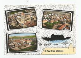 26 Drome St Paul Trois Chateaux En Direct En Avion Ed Lapie - Frankrijk