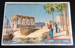 Colmar Spécialité Caramel Chromo Allemande Egypte Nil - Altri