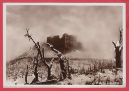 CPA * MONTECASSINO  * 1944 *INVERNO DI GUERRA *Ruines De L'Abbaye Du Mont Cassin *  VOIR Scan Recto-Verso *SUP** - Other Cities