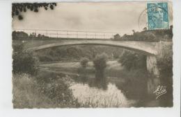 CONDÉ SUR VIRE - Le Pont De La Roque (1950) - France