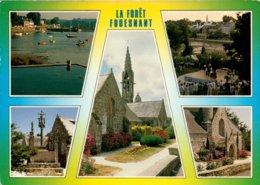 Dep 29 , Cpm La FORET FOUESNANT , 9 860 , Multivues (12229) - Fouesnant