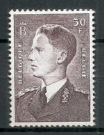 BELGIE Boudewijn Bril * Nr 879AP3  (3) * Postfris Xx - 1953-1972 Anteojos