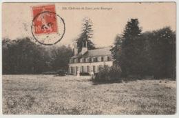 18 - Château De Luet - Près De Bourges - 1907 - Bourges