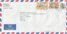 Cyprus 1989 Limassol Children Games EUROPA CEPT Roman Mosaic Cover - Europa-CEPT