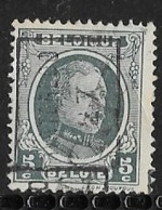 Waterloo 1927  Nr. 4003A Vouw - Rolstempels 1920-29