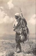 Cyprus Mesaoria Messaoria Shepherd, Folklore Ethnic, Postcard - Chypre