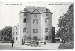 SAIL LES BAINS - Château De Chaugis - France