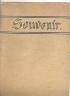 ENSIVAL -Départ Du Curé J. Cormeau -Discours De Jean Bouquette , Président De La Confrérie Du Sacré Viatique +photo 1916 - Manuscrits