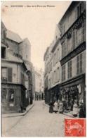 95 PONTOISE - Rue De La Pierre-aux-Poissons - Pontoise