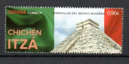 Spain Wonderful Chichen Itza 2015 MNH - 1931-Heute: 2. Rep. - ... Juan Carlos I