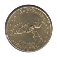 67006 - MEDAILLE TOURISTIQUE MONNAIE DE PARIS 67 - Strasbourg Fourmilière - 2016 - 2016