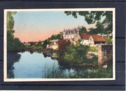 37. Montrésor. Le Château Et Les Bords De L'indrois - Montrésor