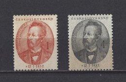 Tchécoslovaquie: 610/ 611 ** - Tchécoslovaquie