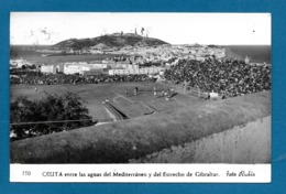 CEUTA 1961 STADIO ESTADIO FOOTBALL - Ceuta