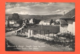 Trescè Conca Contrada Fondi Asiago Cpa 1961 - Vicenza