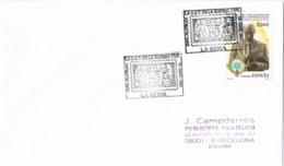 34613, Carta Exposicion LA SENIA (Tarragona) 2001. La U.G.T. En La Guerra Civil - 1931-Hoy: 2ª República - ... Juan Carlos I