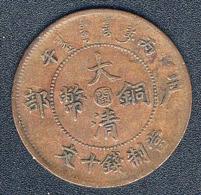 China - Fukien, 10 Cash O.J., KM 10f - China