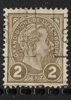 Luxembourg 1905 Nr. 23B - Precancels